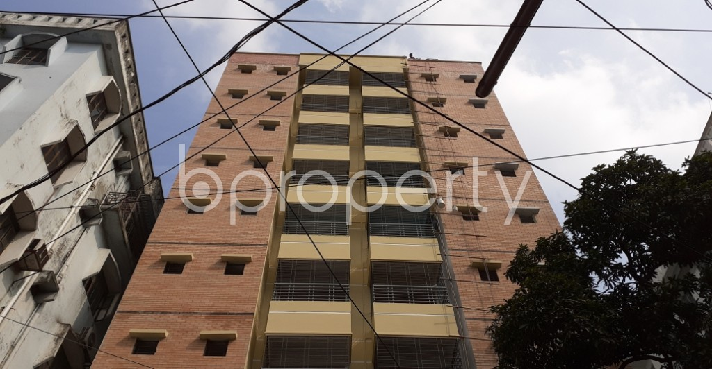 Outside view - 3 Bed Apartment for Sale in Dhanmondi, Dhaka - 1952480
