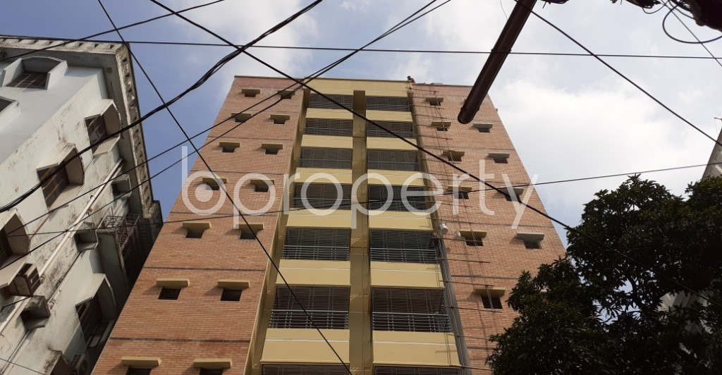 Outside view - 3 Bed Apartment for Sale in Dhanmondi, Dhaka - 1952482