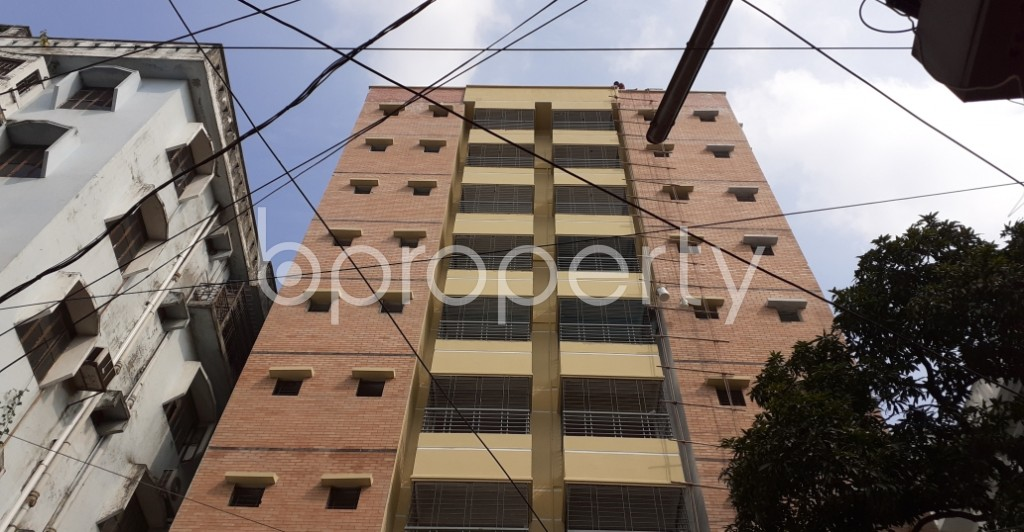 Outside view - 3 Bed Apartment for Sale in Dhanmondi, Dhaka - 1952483