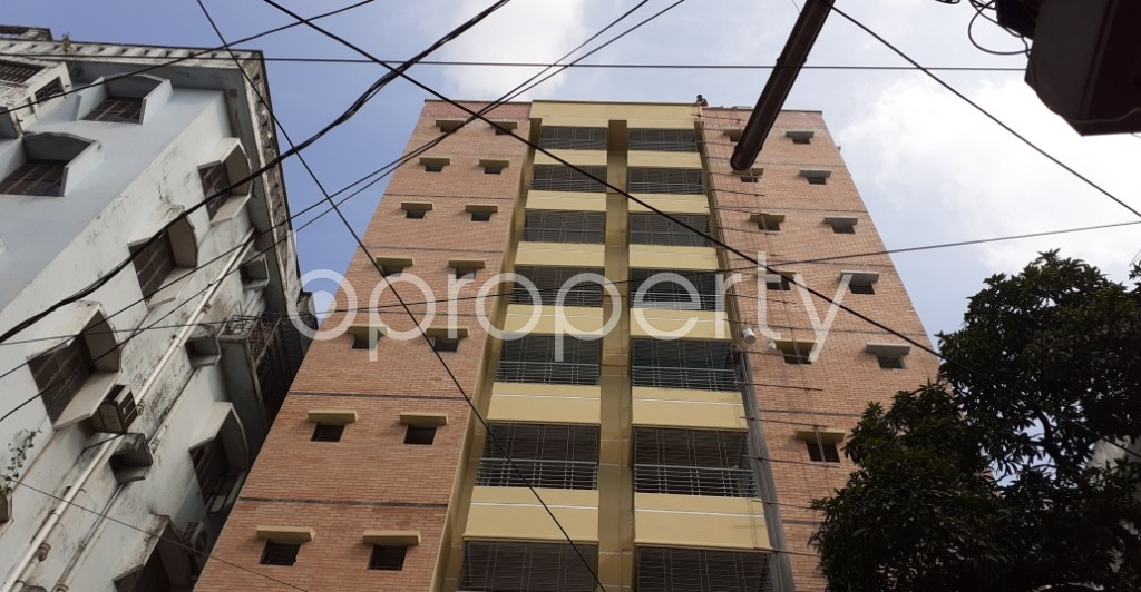 Outside view - 3 Bed Apartment for Sale in Dhanmondi, Dhaka - 1952484