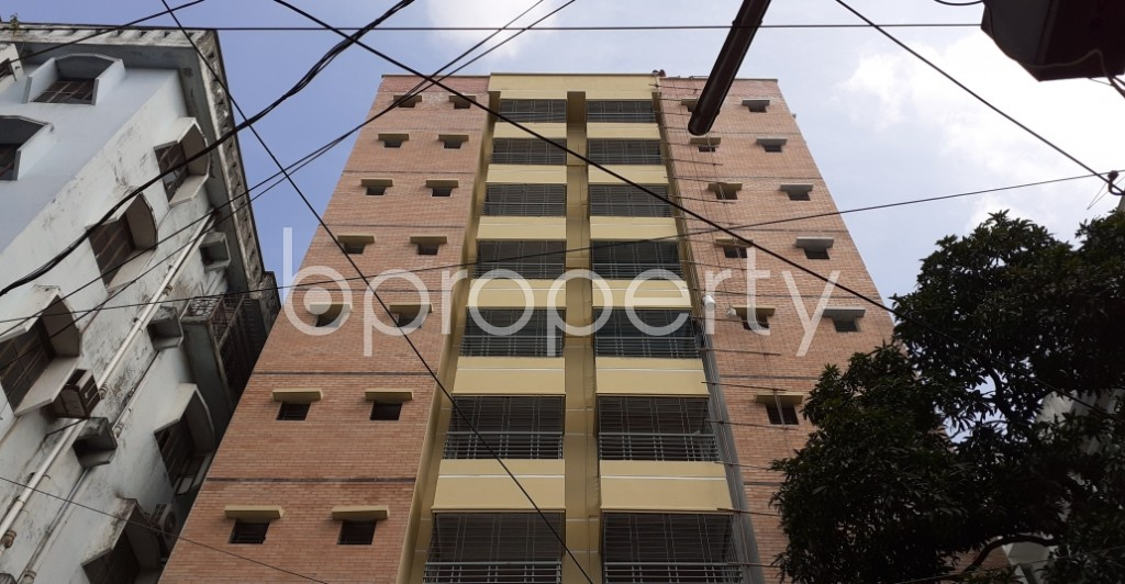 Outside view - 3 Bed Apartment for Sale in Dhanmondi, Dhaka - 1952485