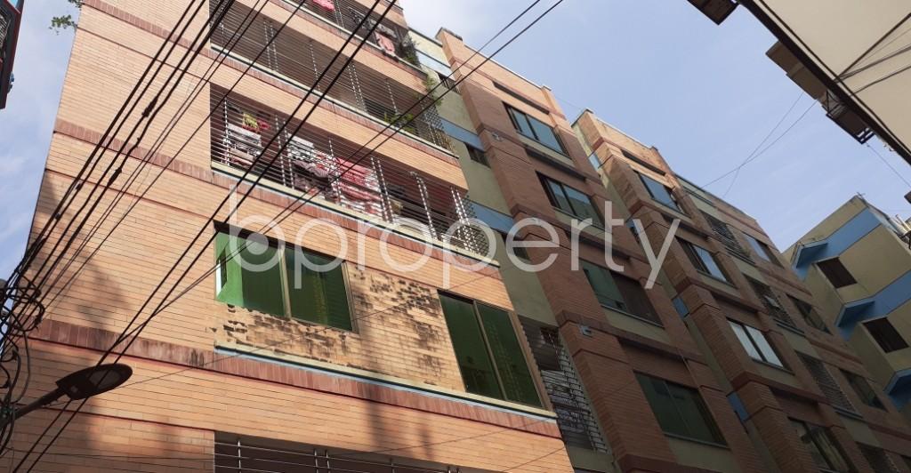 Outside view - Office to Rent in Kalabagan, Dhaka - 1952584