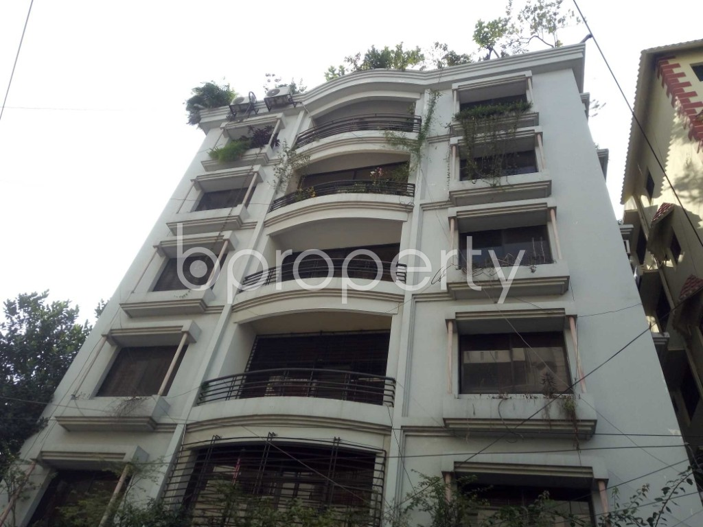 Front view - 3 Bed Apartment to Rent in Gulshan, Dhaka - 1952595