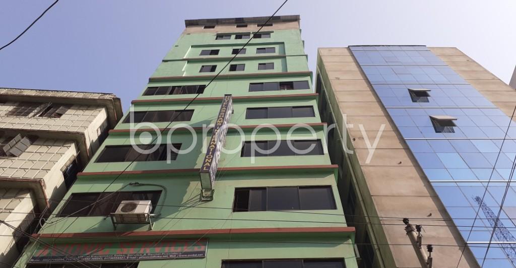 Front view - Office to Rent in Motijheel, Dhaka - 1952625