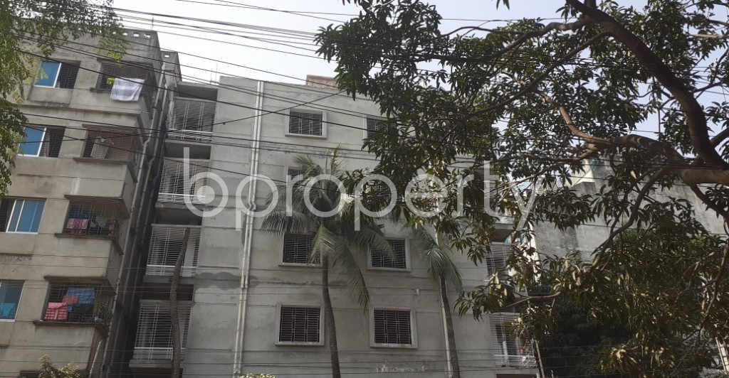 Outside view - 2 Bed Apartment for Sale in Mirpur, Dhaka - 1952644