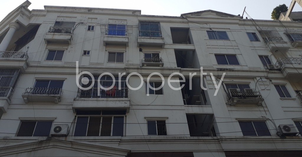 Front view - 3 Bed Apartment to Rent in Gulshan, Dhaka - 1952647