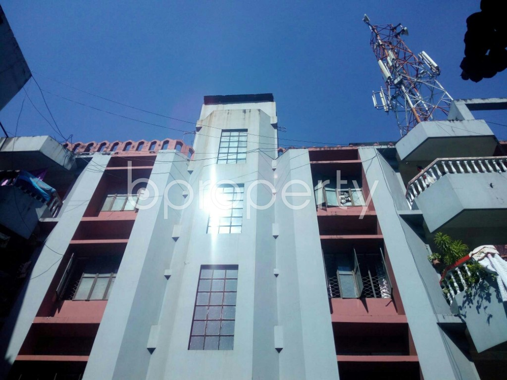 Front view - 3 Bed Apartment for Sale in Uttar Lalkhan, Chattogram - 1952712