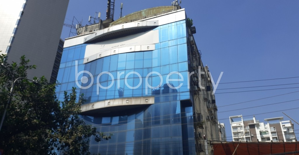 Front view - Shop to Rent in Gulshan, Dhaka - 1952721