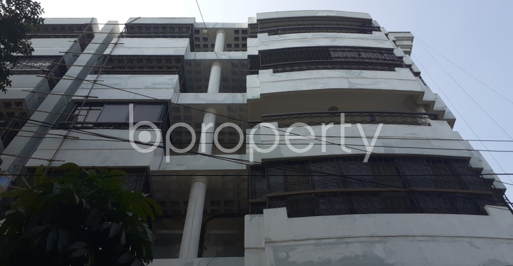 Front view - 4 Bed Apartment to Rent in Gulshan, Dhaka - 1952723