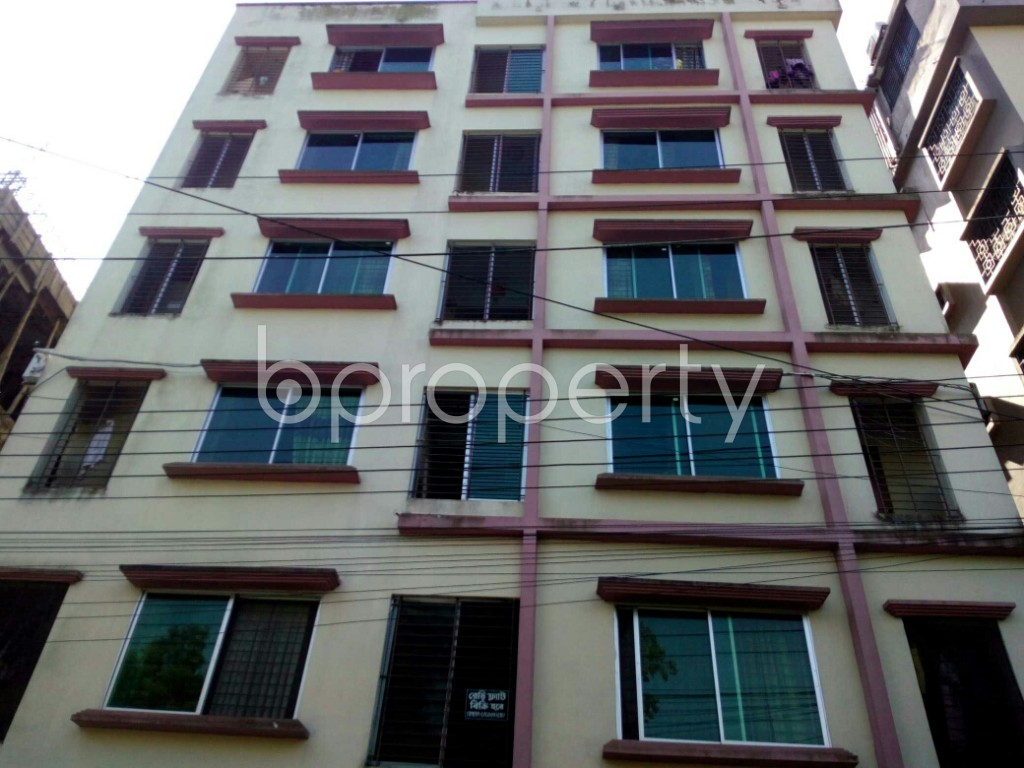 Outside view - 3 Bed Apartment for Sale in Bayazid, Chattogram - 1952886