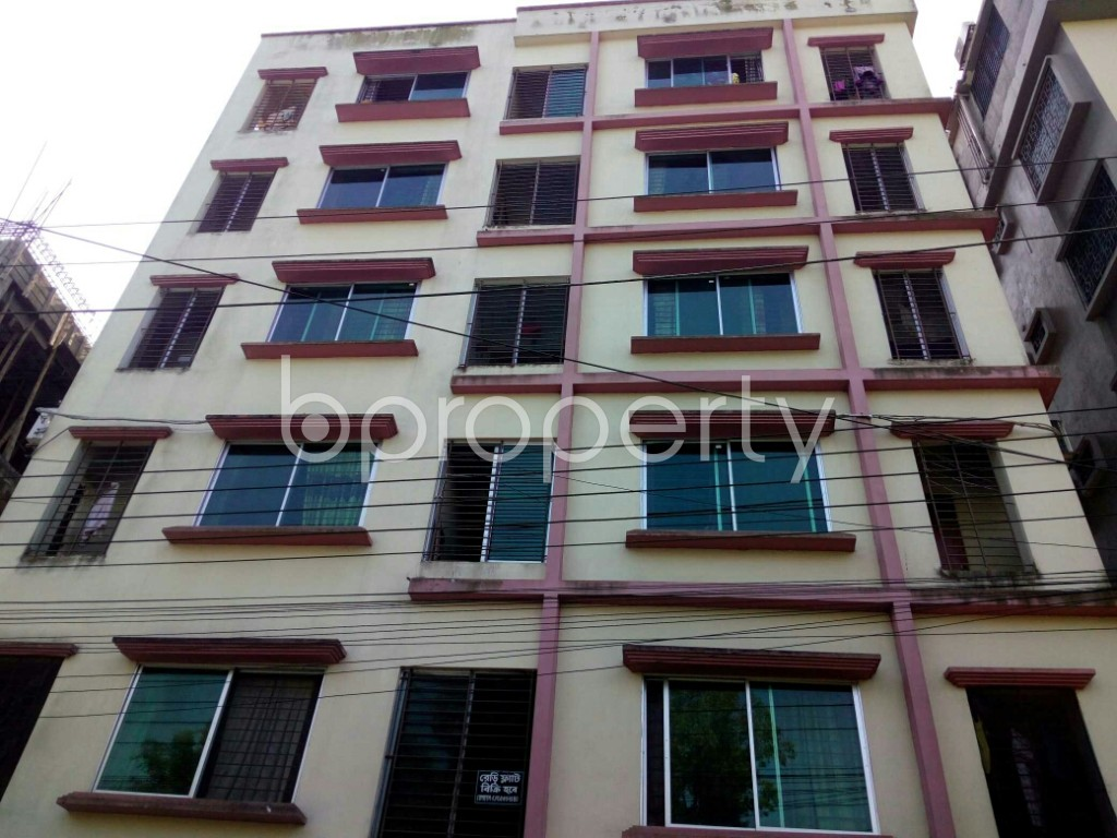 Outside view - 3 Bed Apartment for Sale in Bayazid, Chattogram - 1952904