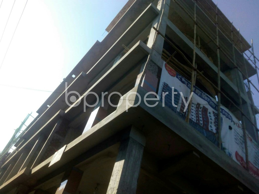 Outside view - Shop for Sale in 4 No Chandgaon Ward, Chattogram - 1952891