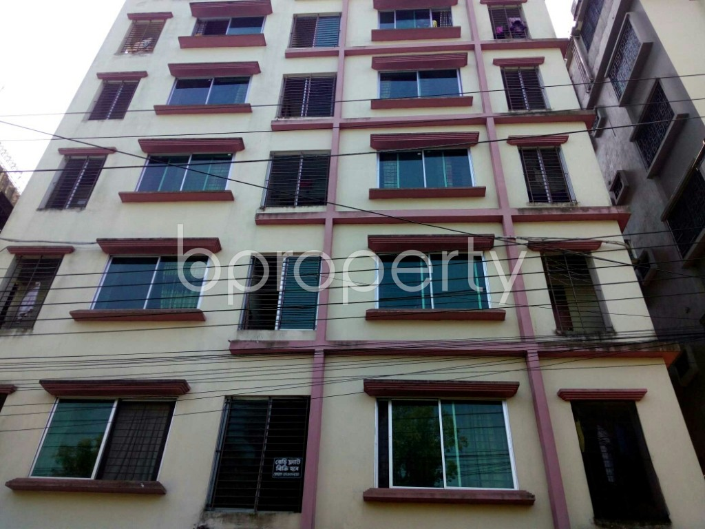 Outside view - 3 Bed Apartment for Sale in Bayazid, Chattogram - 1953091