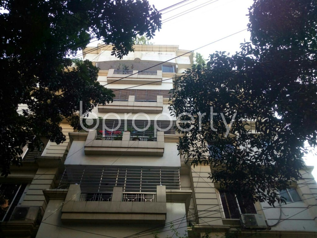 Front view - 3 Bed Apartment to Rent in Banani, Dhaka - 1953162