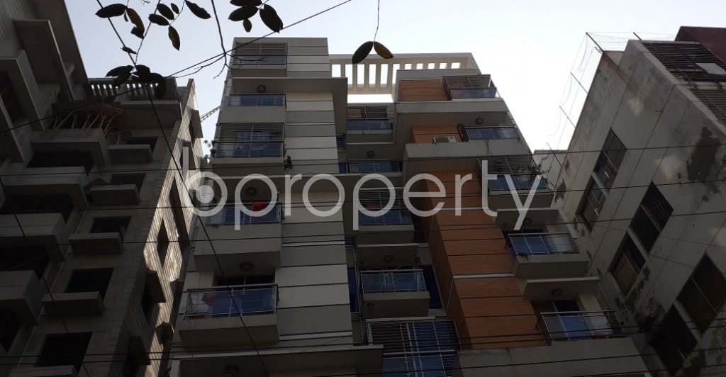 Outside view - 3 Bed Apartment to Rent in Lalmatia, Dhaka - 1953242