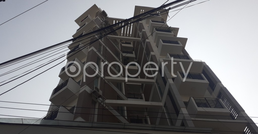 Outside view - 4 Bed Apartment to Rent in Lalmatia, Dhaka - 1953243