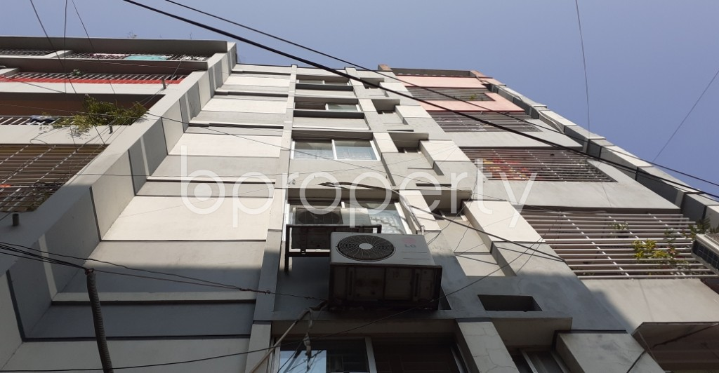 Outside view - 1 Bed Apartment to Rent in Lalmatia, Dhaka - 1953244