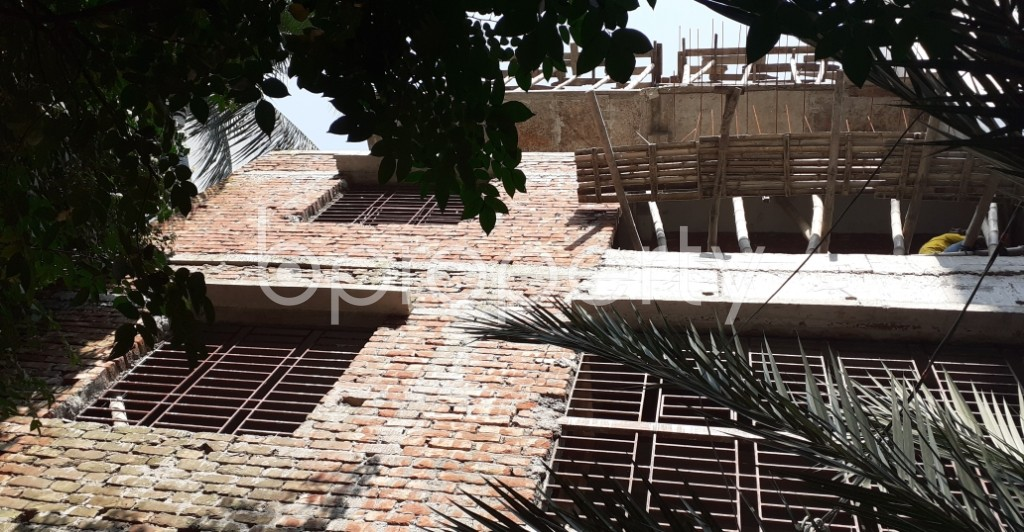 Outside view - 3 Bed Apartment to Rent in Lalmatia, Dhaka - 1953246