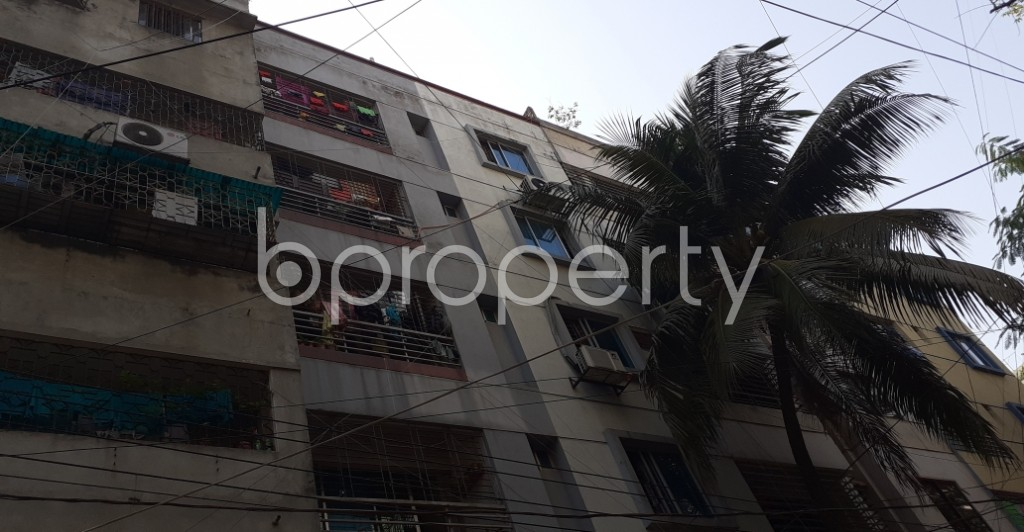 Outside view - 2 Bed Apartment to Rent in Lalmatia, Dhaka - 1953247
