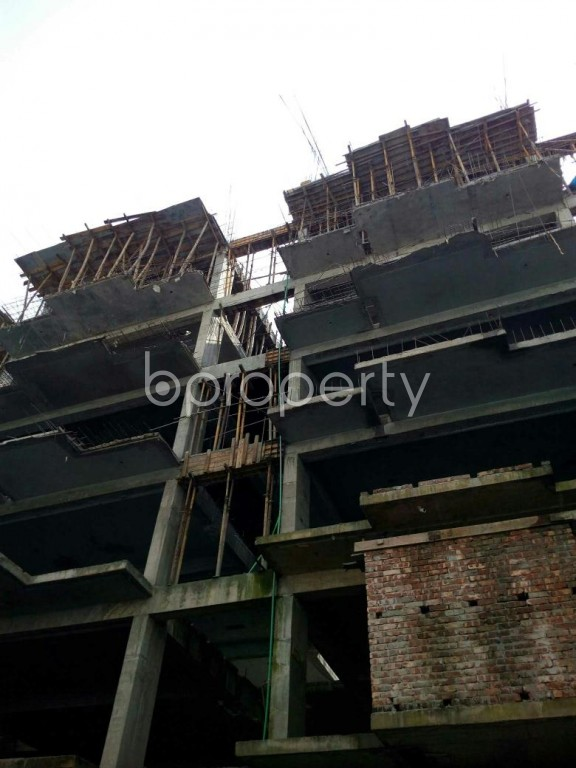 Outside view - 3 Bed Apartment for Sale in Mirpur, Dhaka - 1953390