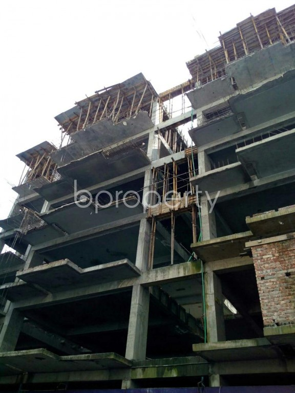 Outside view - 3 Bed Apartment for Sale in Mirpur, Dhaka - 1953402