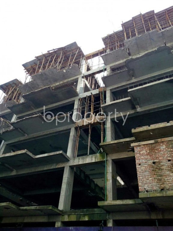 Outside view - 3 Bed Apartment for Sale in Mirpur, Dhaka - 1953405