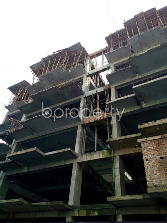 Outside view - 3 Bed Apartment for Sale in Mirpur, Dhaka - 1953412