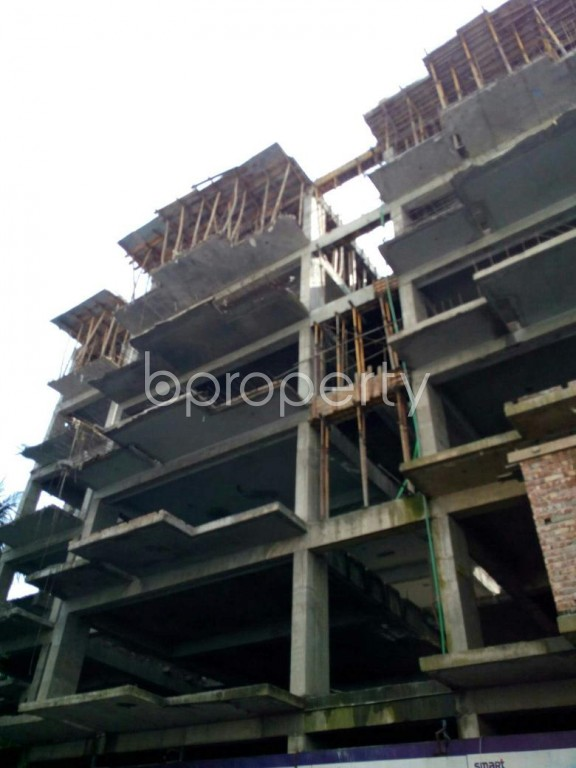 Outside view - 3 Bed Apartment for Sale in Mirpur, Dhaka - 1953414