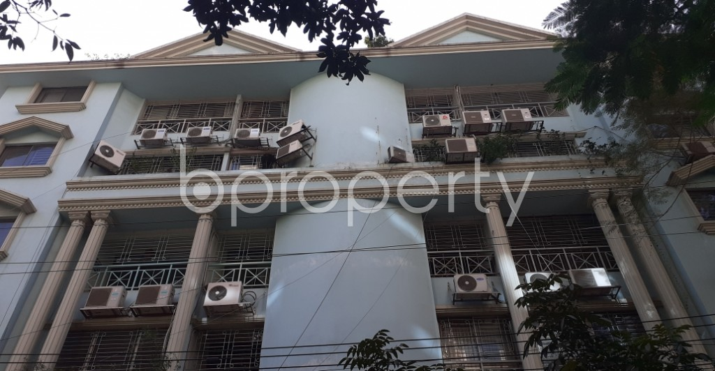 Front view - 3 Bed Apartment for Sale in Gulshan, Dhaka - 1953432
