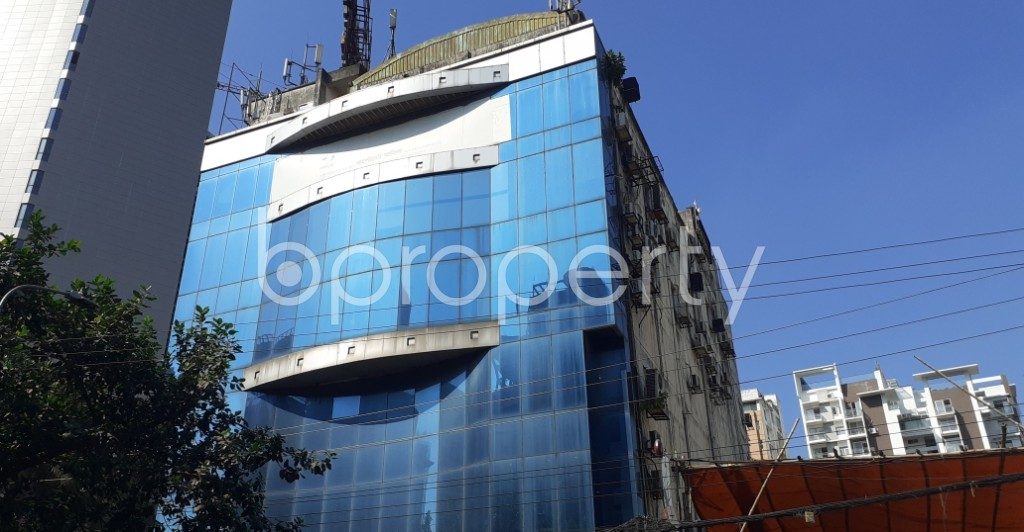 Front view - Shop to Rent in Gulshan, Dhaka - 1953532