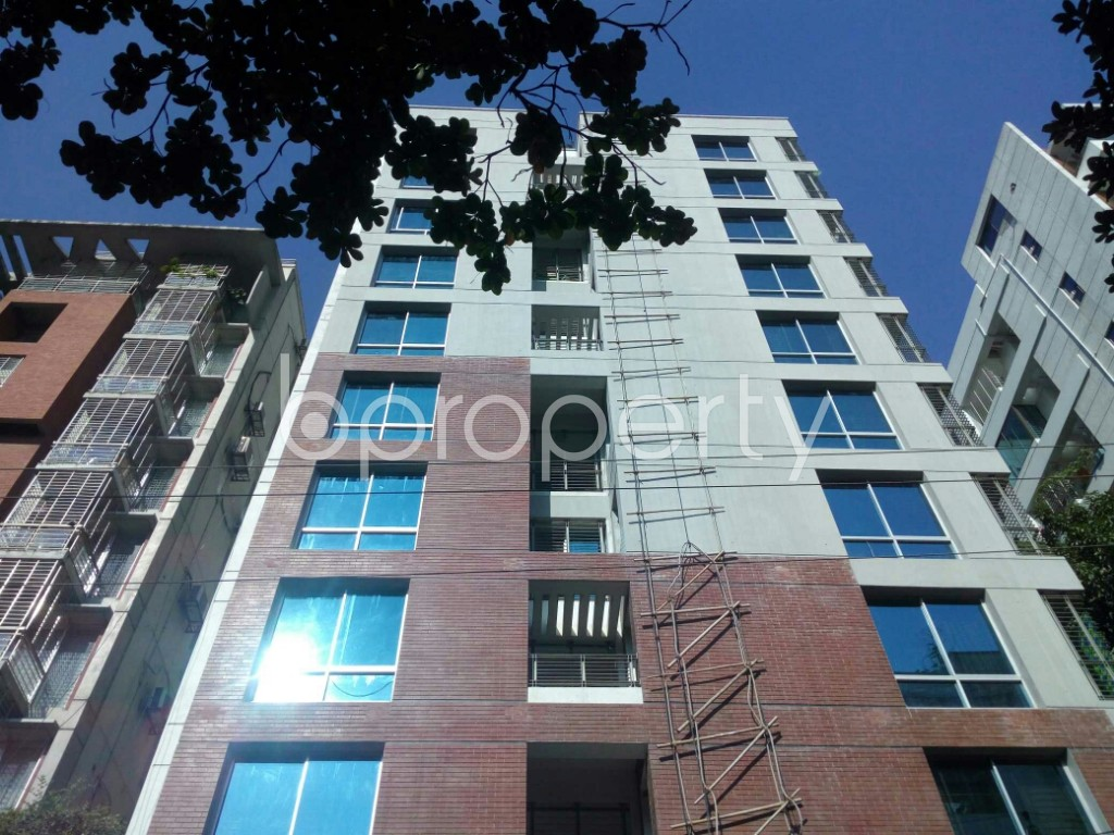 Front view - 1 Bed Apartment to Rent in Banani, Dhaka - 1953554