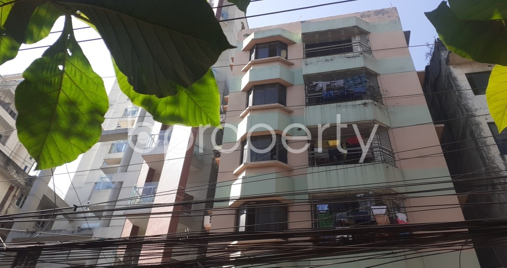 Front view - 3 Bed Apartment for Sale in Mohammadpur, Dhaka - 1953950