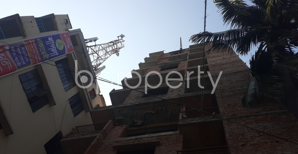 Outside view - 3 Bed Apartment for Sale in Dhanmondi, Dhaka - 1953996