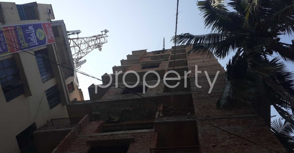Outside view - 3 Bed Apartment for Sale in Dhanmondi, Dhaka - 1953997