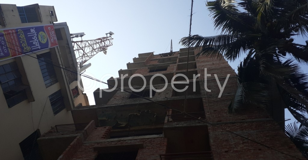 Outside view - 3 Bed Apartment for Sale in Dhanmondi, Dhaka - 1953998
