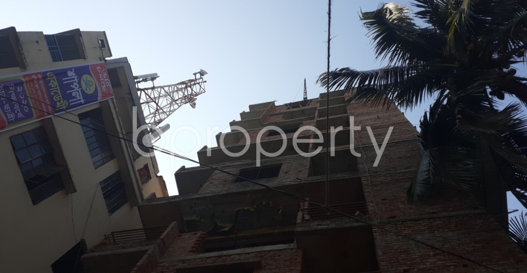 Outside view - 3 Bed Apartment for Sale in Dhanmondi, Dhaka - 1953999