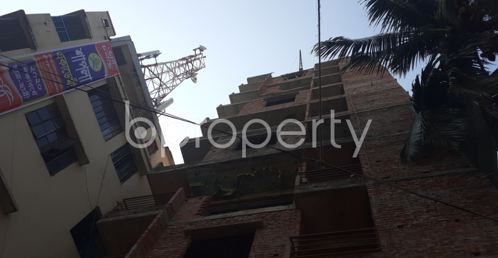 Outside view - 3 Bed Apartment for Sale in Dhanmondi, Dhaka - 1954000
