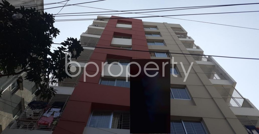 Outside view - 3 Bed Apartment for Sale in Dhanmondi, Dhaka - 1954008