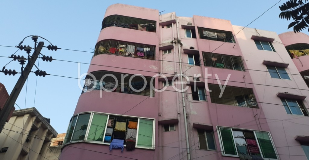 Front view - 2 Bed Apartment for Sale in Mohammadpur, Dhaka - 1954072