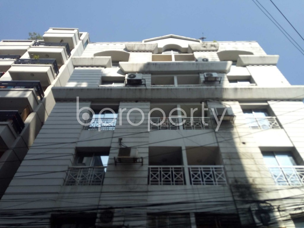 Outside view - 3 Bed Apartment to Rent in Banani, Dhaka - 1954252