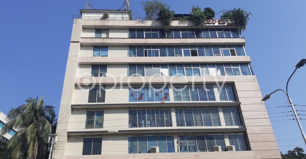 Front view - Shop to Rent in Gulshan, Dhaka - 1954398