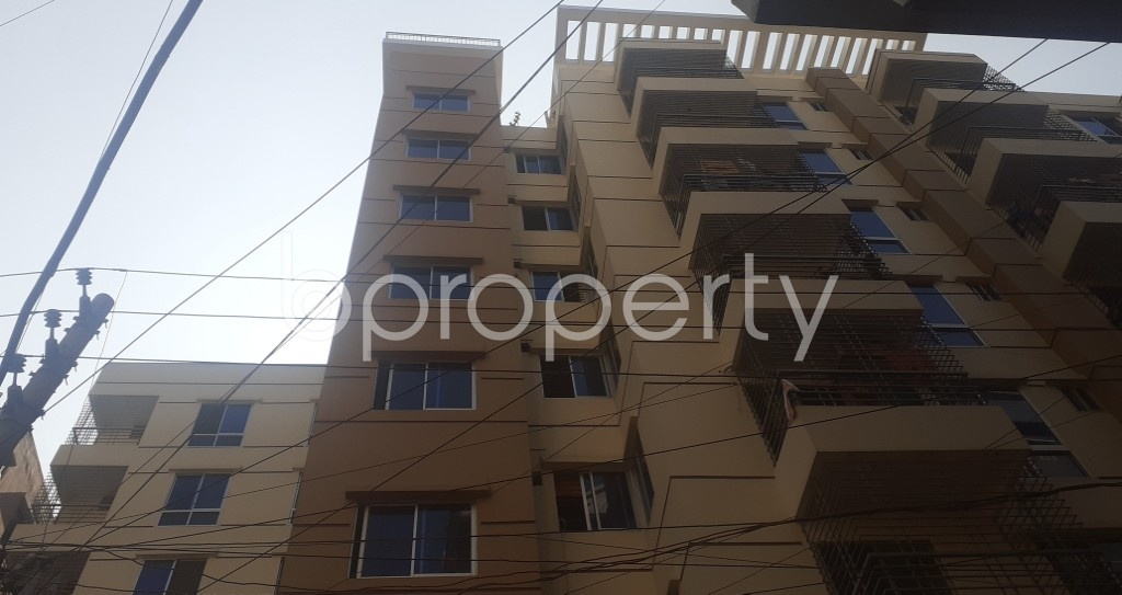 Front view - 2 Bed Apartment for Sale in Mohammadpur, Dhaka - 1954429