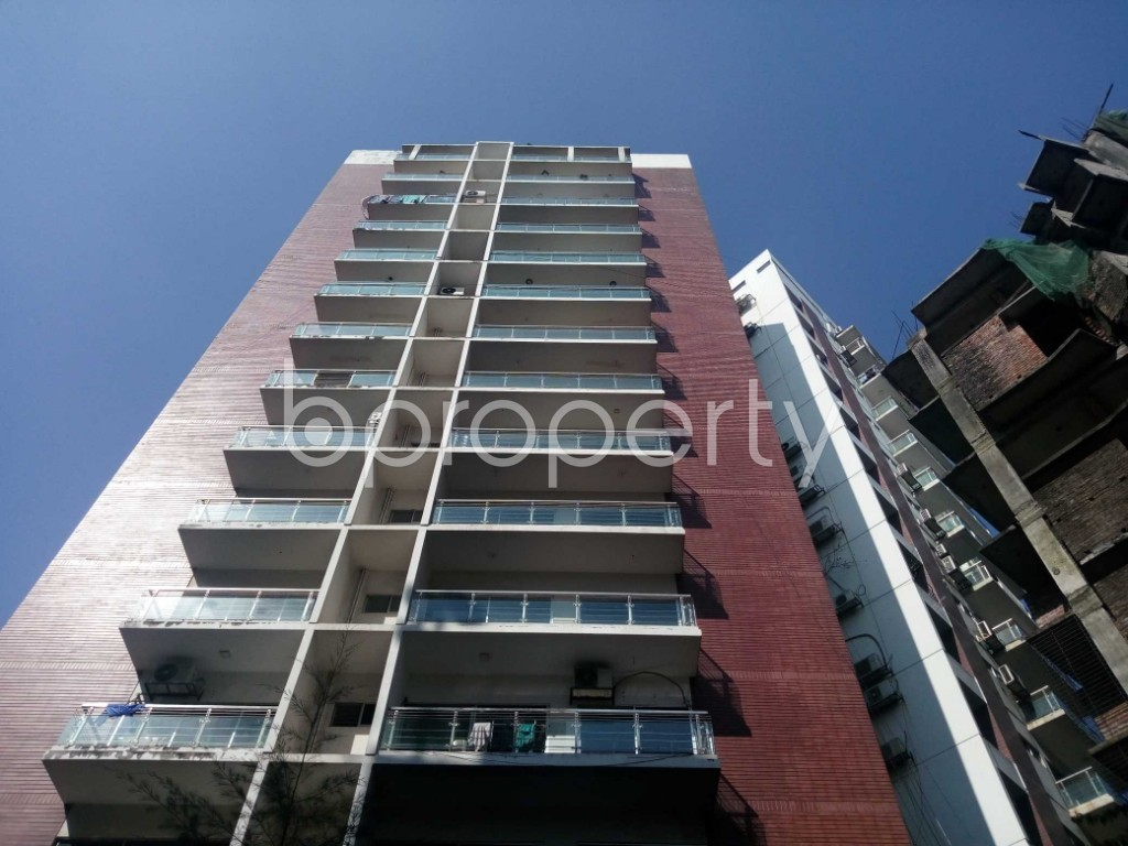 Front view - 3 Bed Apartment to Rent in Kalachandpur , Dhaka - 1954442
