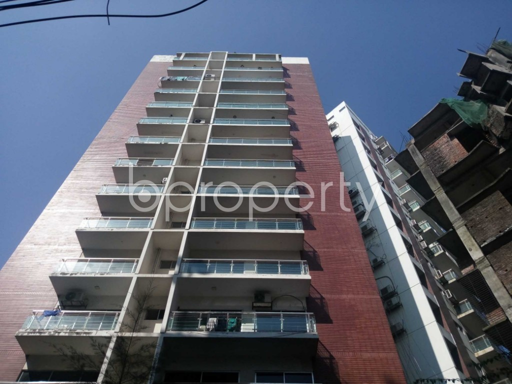 Front view - 3 Bed Apartment to Rent in Kalachandpur , Dhaka - 1954443