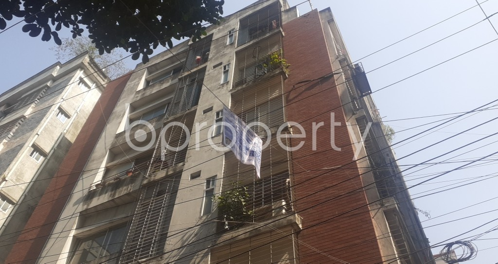 Front view - 3 Bed Apartment for Sale in Mohammadpur, Dhaka - 1954450
