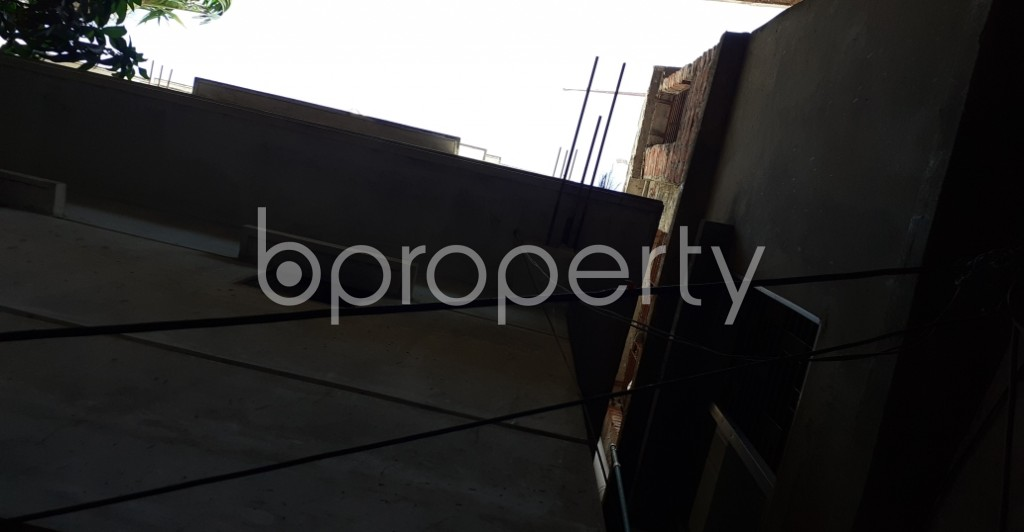 Outside view - 2 Bed Apartment to Rent in 15 No. Bagmoniram Ward, Chattogram - 1954510