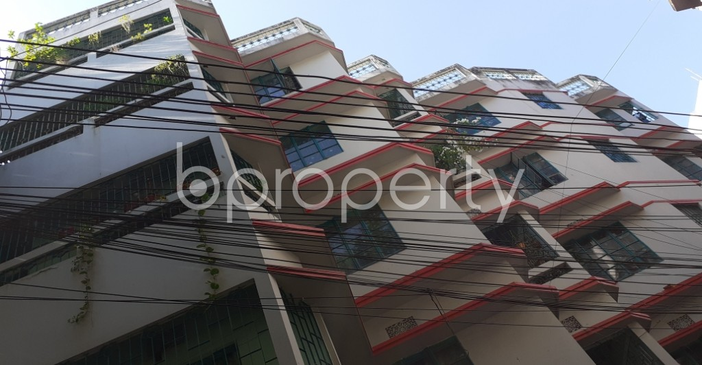 Outside view - 2 Bed Apartment to Rent in 15 No. Bagmoniram Ward, Chattogram - 1954519