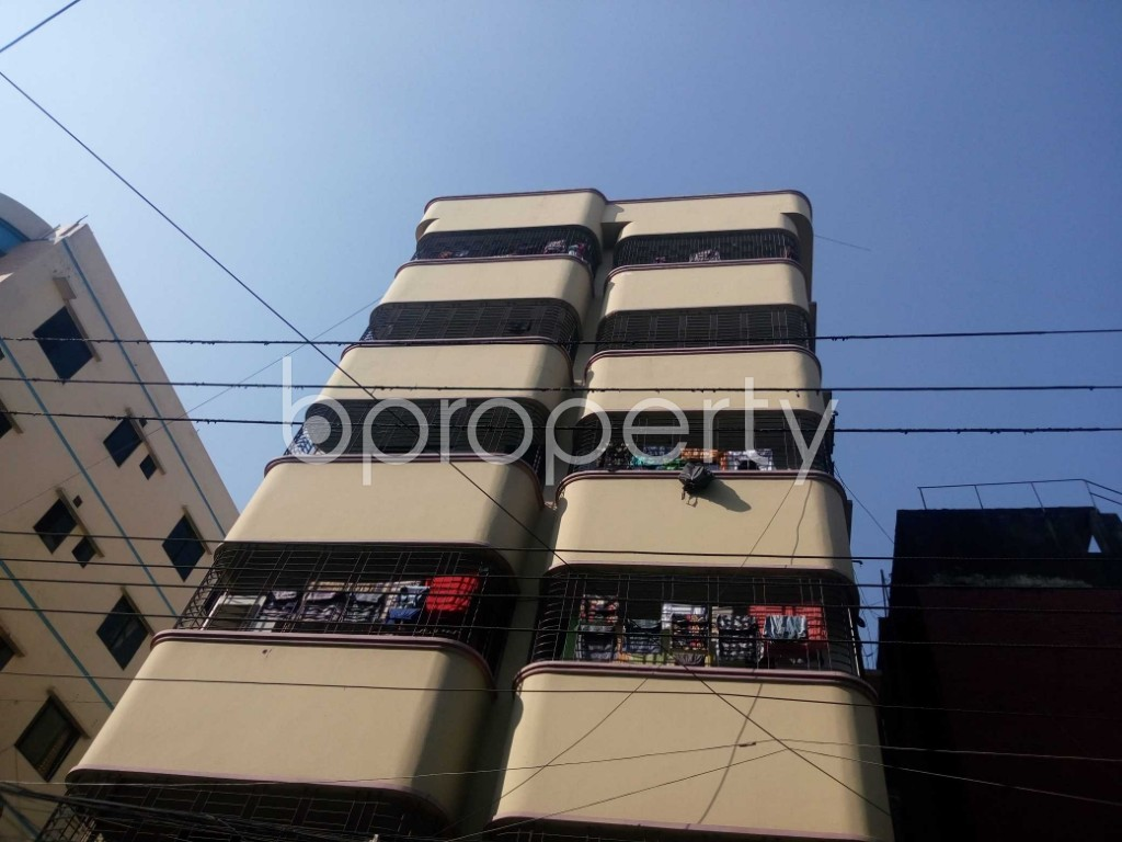 Front view - 2 Bed Apartment to Rent in Kalachandpur , Dhaka - 1954528