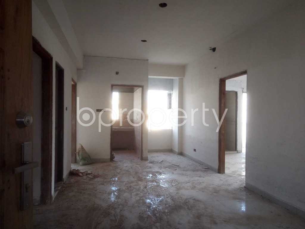 Dine/Dining - 3 Bed Apartment for Sale in Mirpur, Dhaka - 1954557
