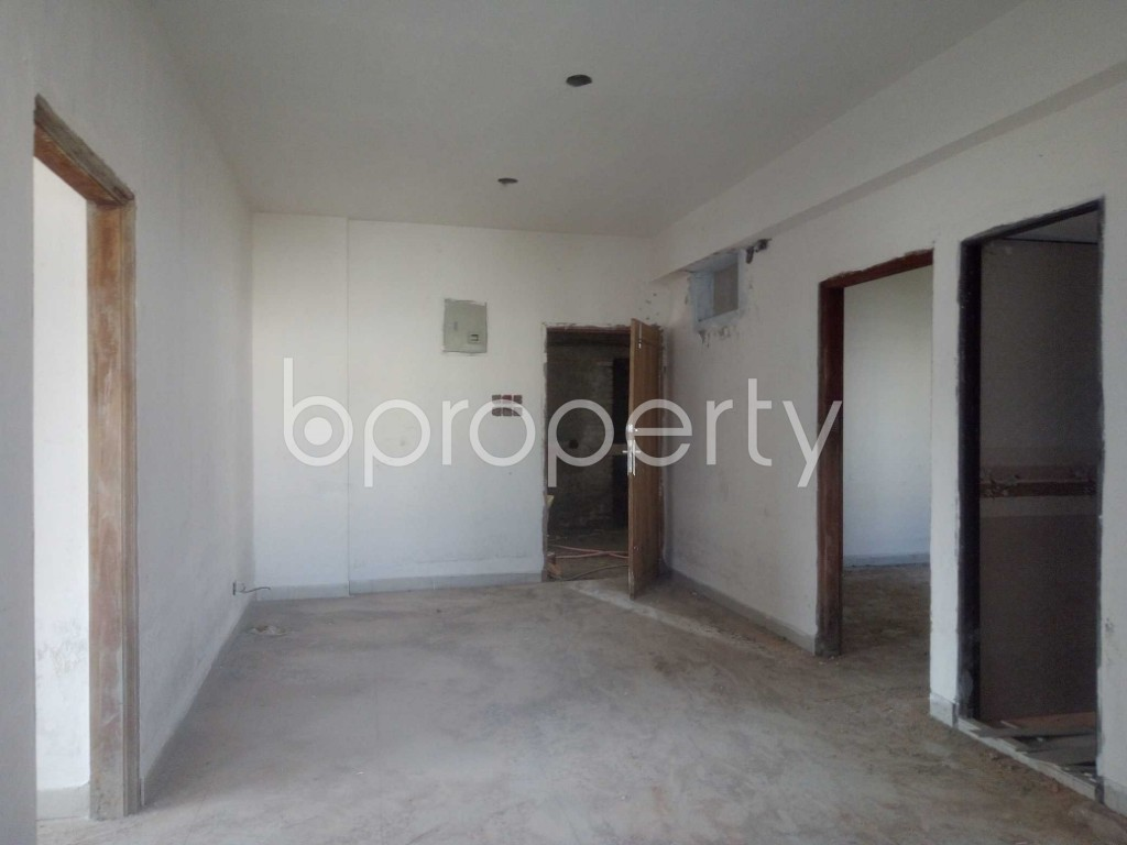 Dine/Dining - 3 Bed Apartment for Sale in Mirpur, Dhaka - 1954561